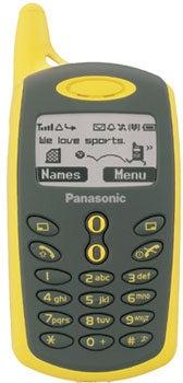 Panasonic A101 Datenblatt - Foto des Panasonic A101