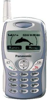 Panasonic A102 Datenblatt - Foto des Panasonic A102