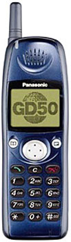 Panasonic GD50 Datenblatt - Foto des Panasonic GD50