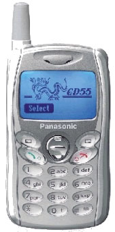 Panasonic GD55 Datenblatt - Foto des Panasonic GD55