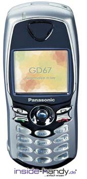 Panasonic GD67 Datenblatt - Foto des Panasonic GD67
