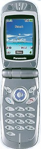 Panasonic GD87 Datenblatt - Foto des Panasonic GD87