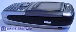 Panasonic X300 - Seitenansicht