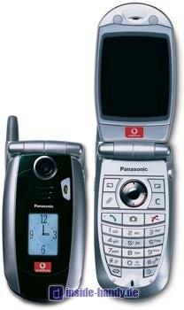 Panasonic X701