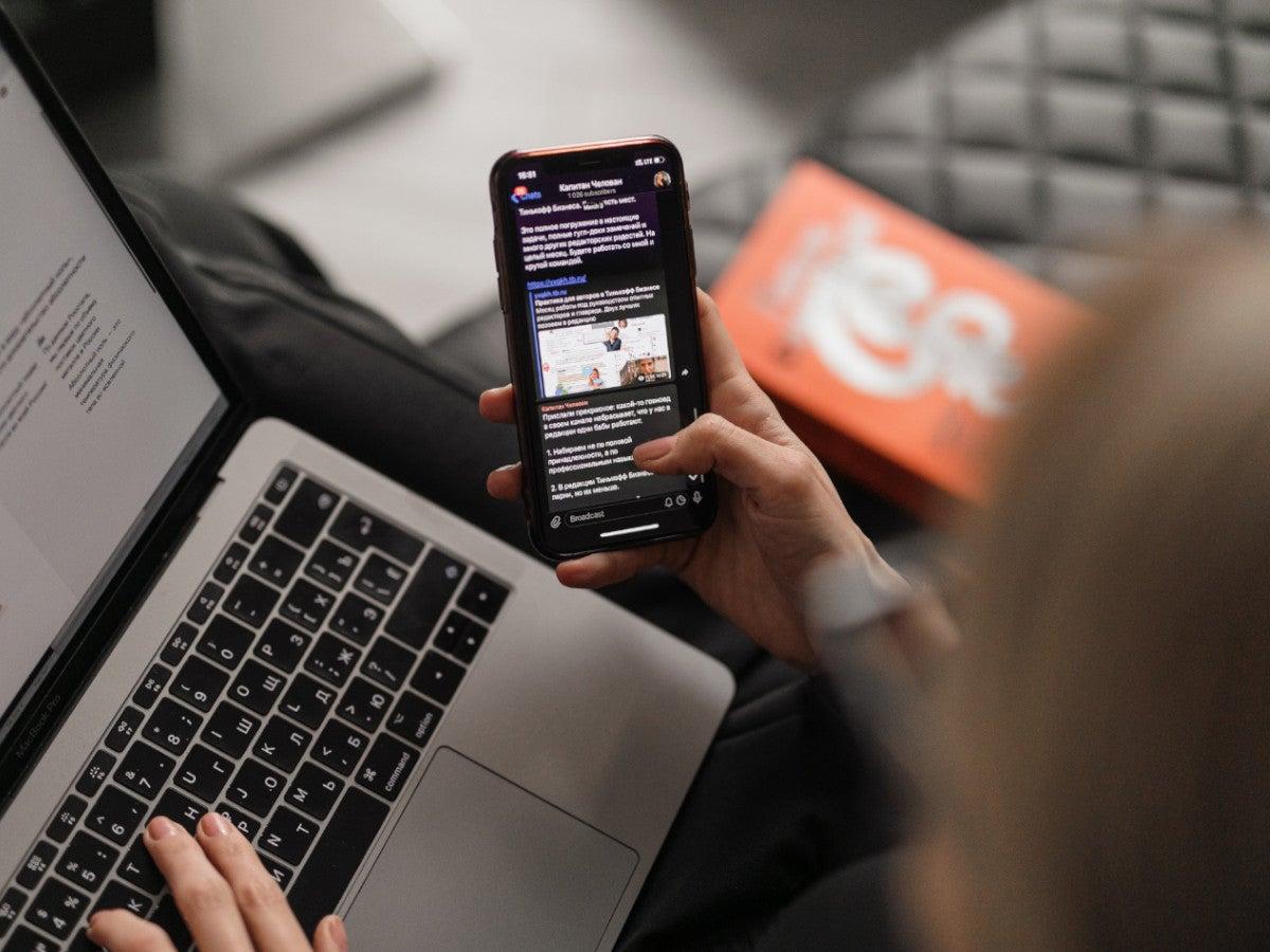 Smartphone, Tablet, TV: So drastisch wirkt sich Multitasking auf dein Hirn aus - inside digital