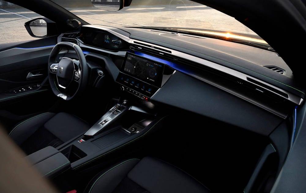 Peugeot 308 SW (2022) Innenraum