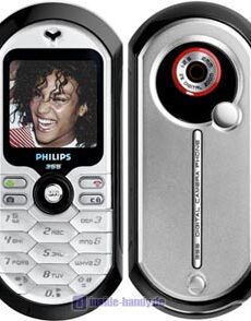 Philips 355 Datenblatt - Foto des Philips 355