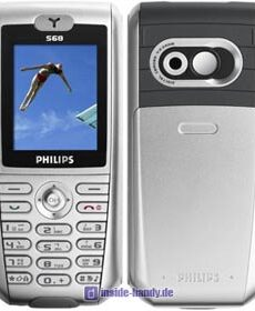 Philips 568 Datenblatt - Foto des Philips 568