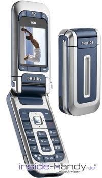 Philips 760 Datenblatt - Foto des Philips 760