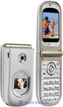 Philips 855 Datenblatt - Foto des Philips 855