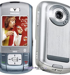 Philips 960 Datenblatt - Foto des Philips 960