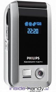 Philips 9@9 e Datenblatt - Foto des Philips 9@9 e
