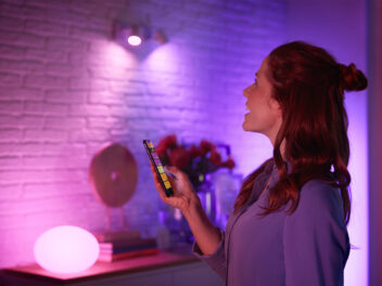 Bluetooth-Lampen von Philips Hue für das Smart Home