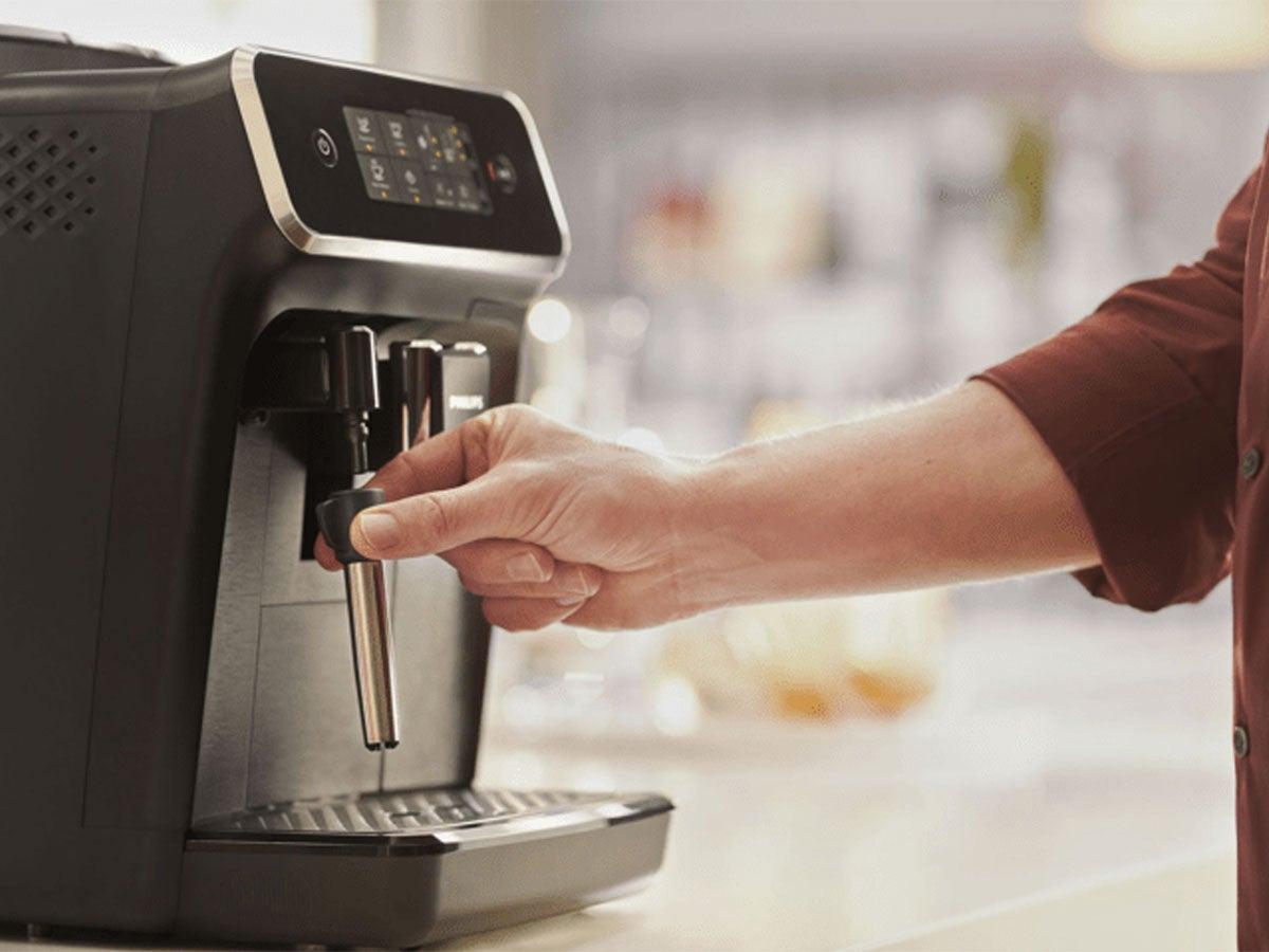 Philips Kaffeevollautomat Panarello Miilchschaum-Düse