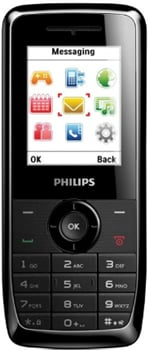 Philips X100 Datenblatt - Foto des Philips X100