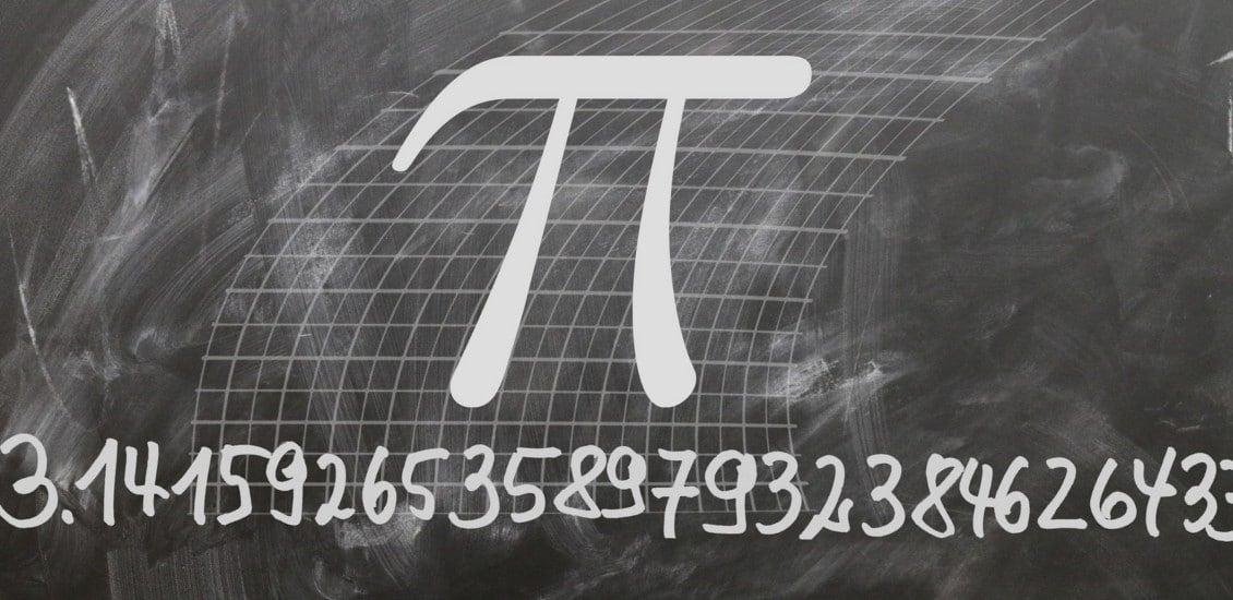 Pi, Zahl, Mathe,