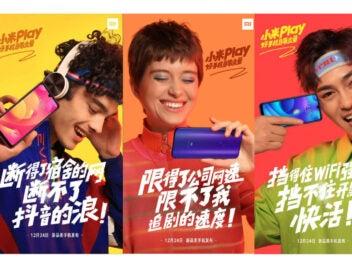 Werbung Xiaomi Mi Play