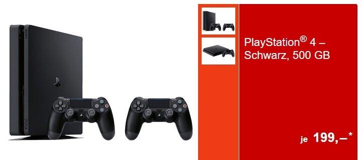 PS4-Angebot bei Aldi