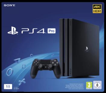 PlayStation 4 Pro Verpackung