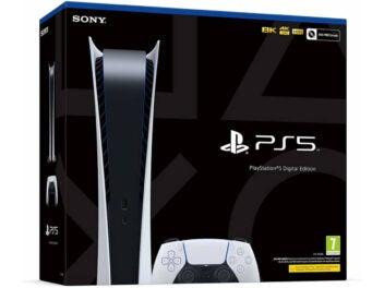 Verpackung der PlayStation 5