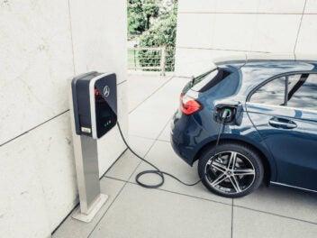 Plug-in-Hybrid Mercedes-Benz