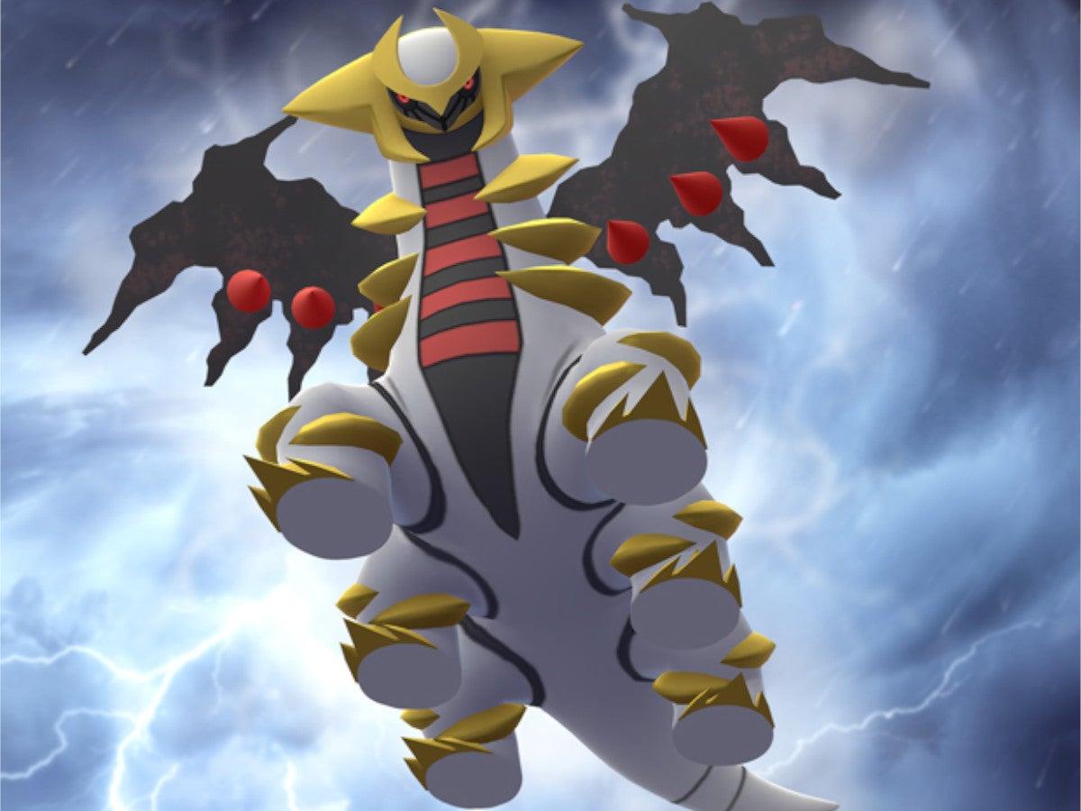 Das Pokémon Giratina
