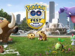Safari Zone Event Pokémon GO