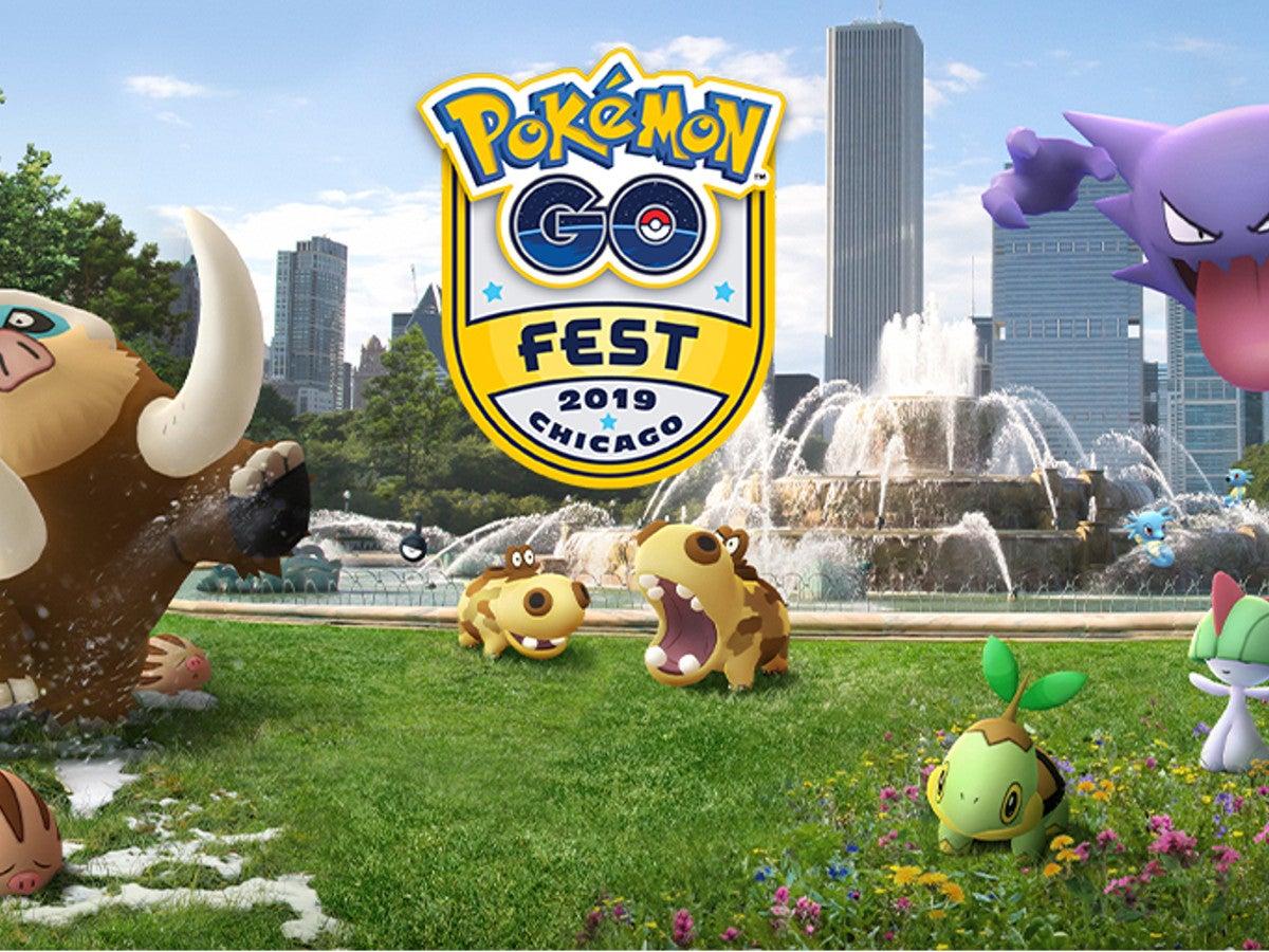 Safari Zone Event Pokémon GO