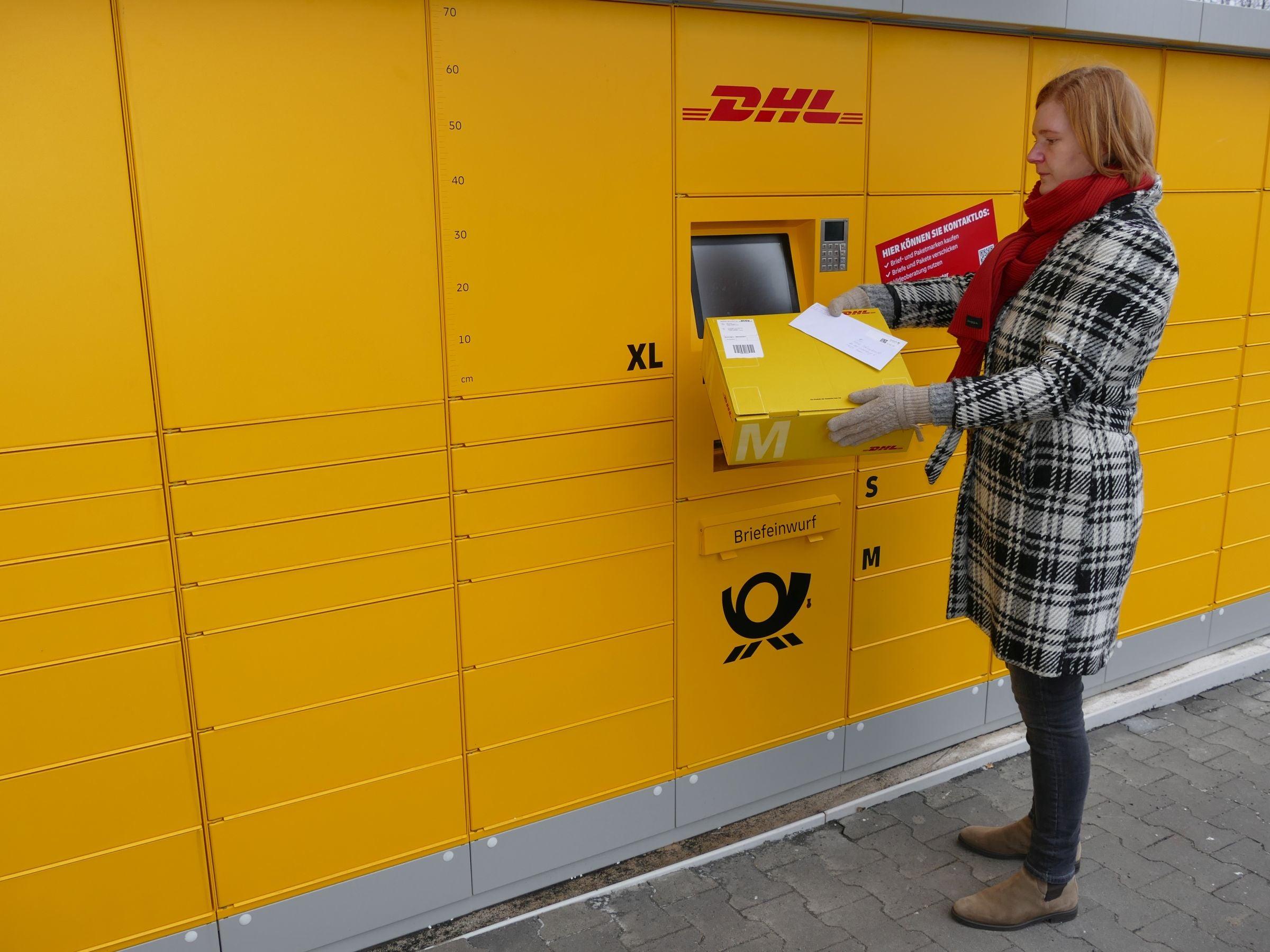 DHL erweitert Packstation um diese neuen Funktionen - inside digital