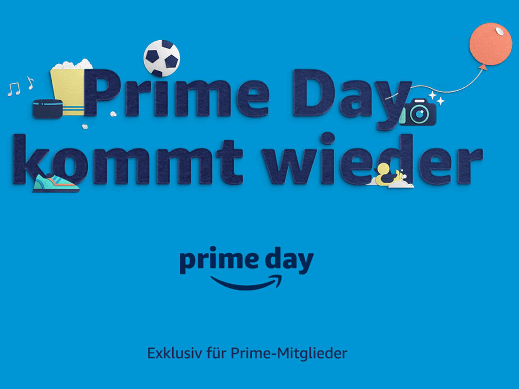 Amazon Prime Day 2021 Ankündigung