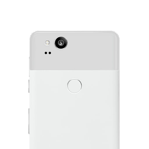 Produktbilder des Google Pixel 2