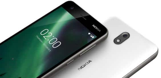 Produktbilder des Nokia 2
