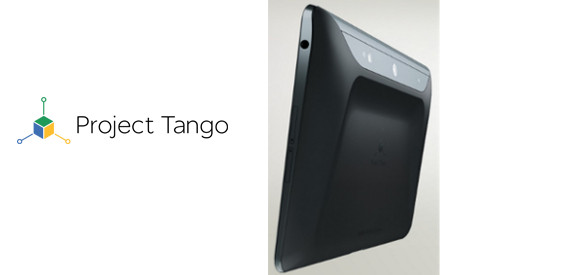 Project Tango Tablet Google
