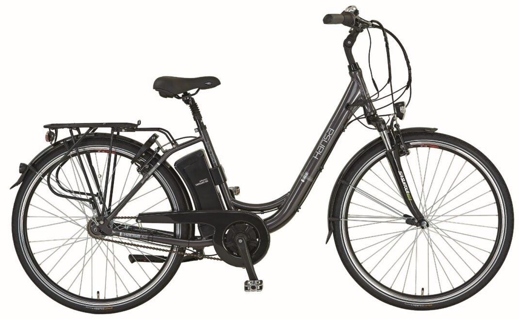 Prophete Hansa E-Bike: Aldi ruft Pedelec zurück