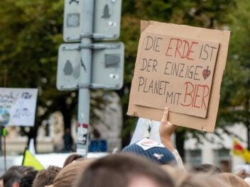 Proteste gibt es auch gegen 5G