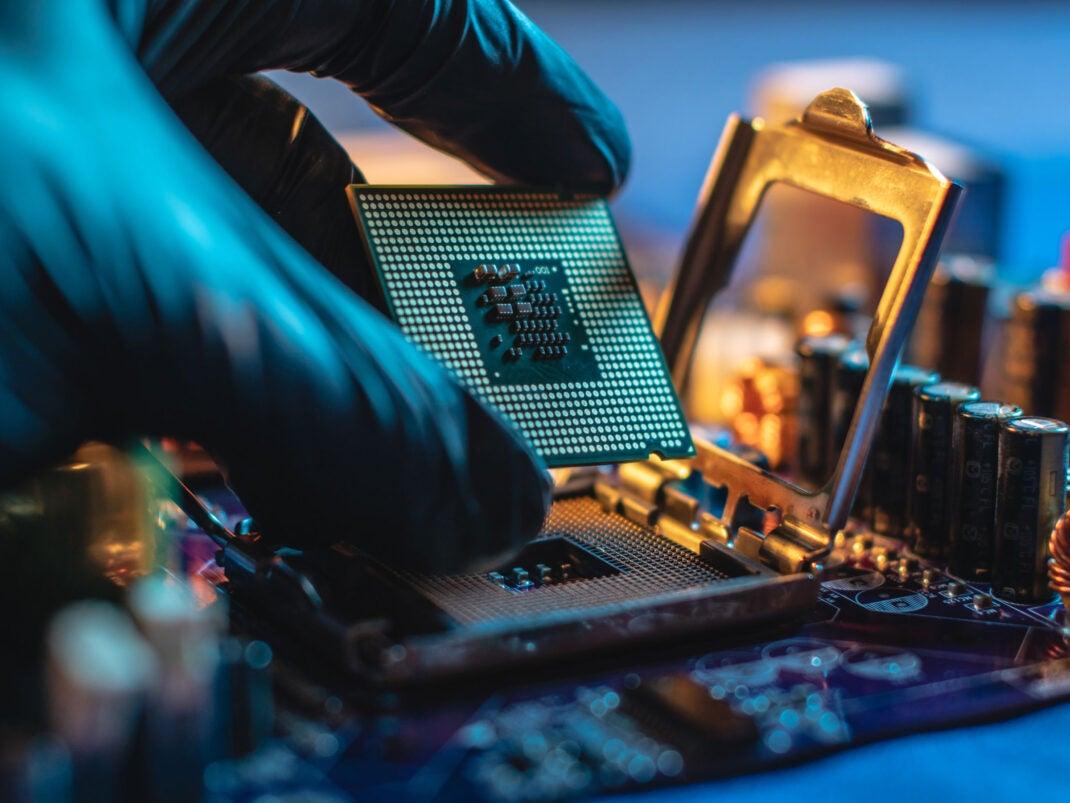 Prozessor, CPU, Computer, Notebook