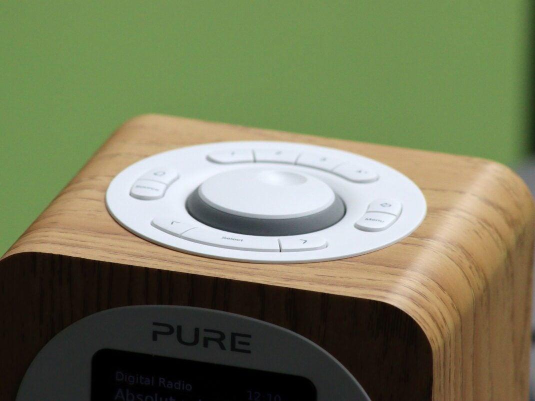 Pure Evoke H20 im Test Tragbares DAB+ Radio mit böser Überraschung