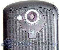 Qtek 9000: Kamera