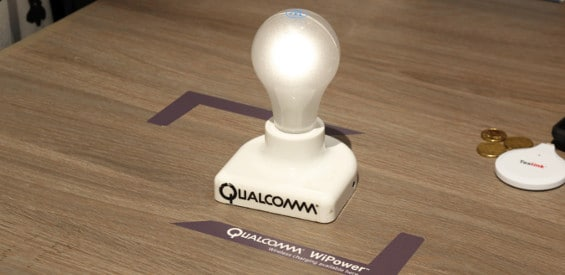 Qualcomm Lampe