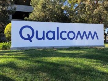 Logo von Qualcomm