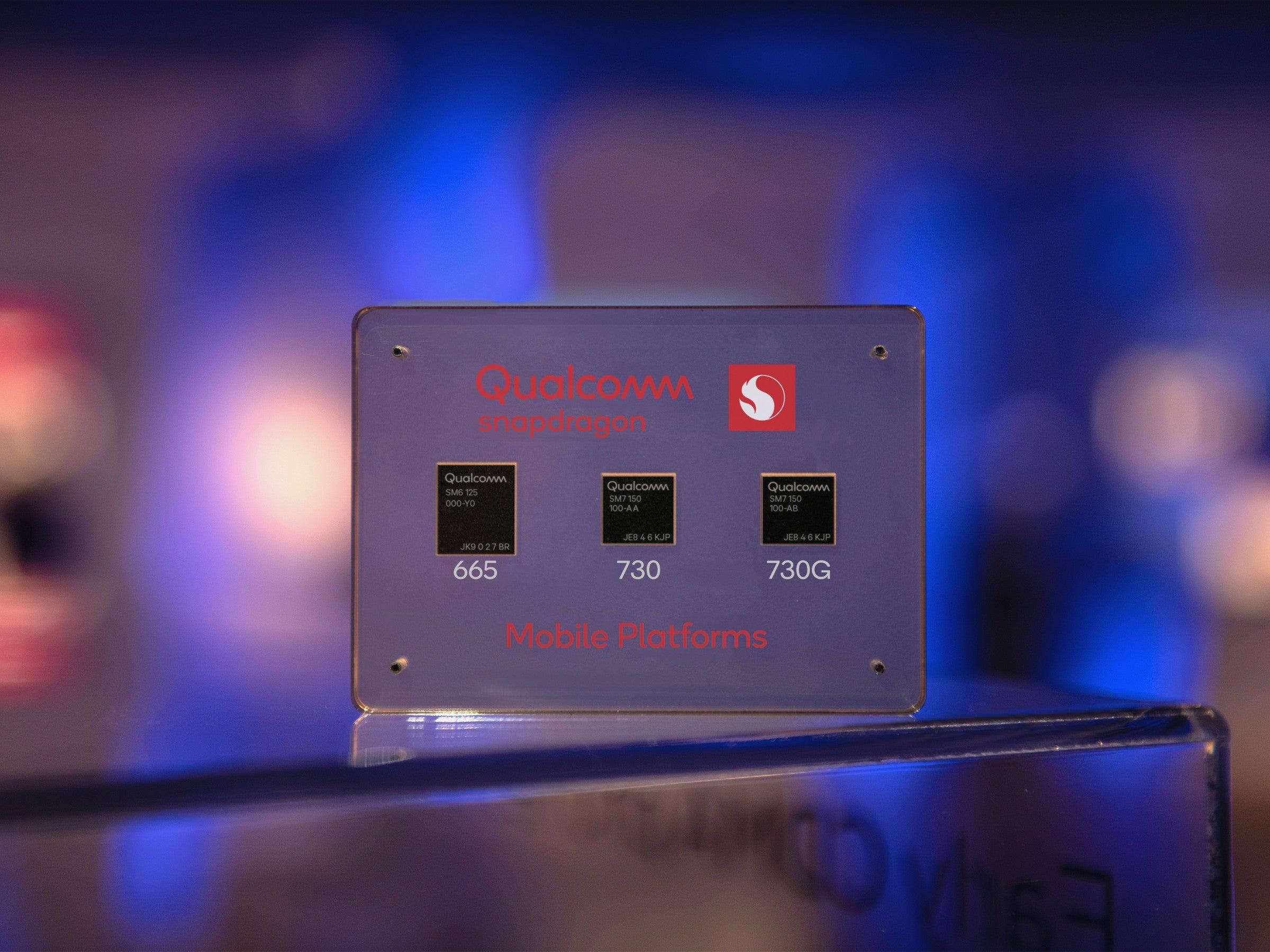 Qualcomm Prozessoren