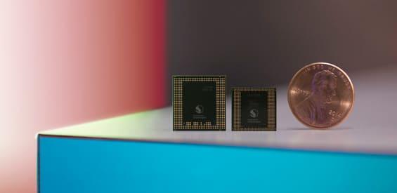 Qualcomm Snapdragon 835 im Vergleich mit dem Vorgänger und einem Penny