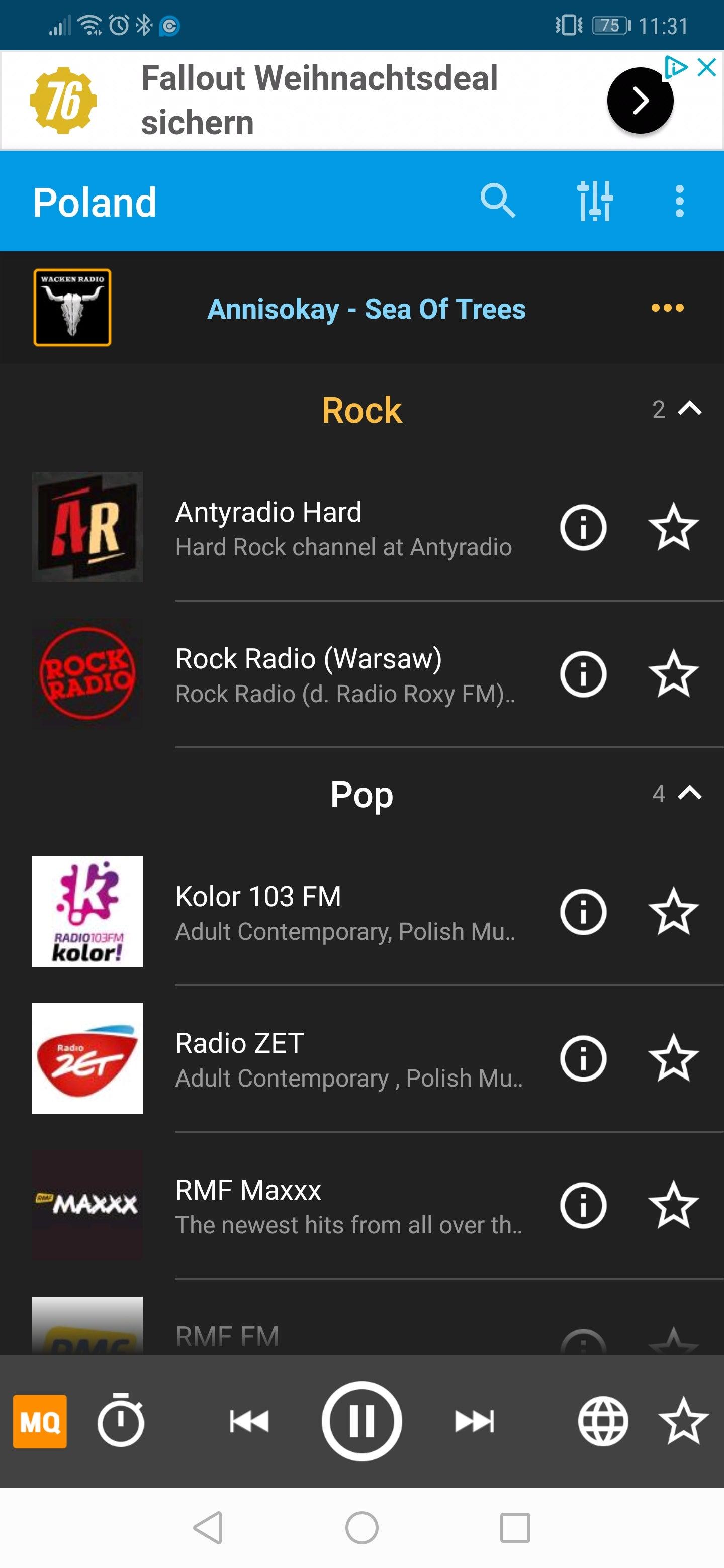Die besten Radio-Apps für Android