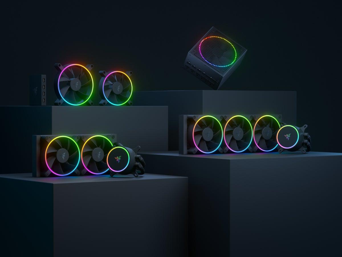 PC Gaming: Razer bringt eigene Komponenten auf den Markt