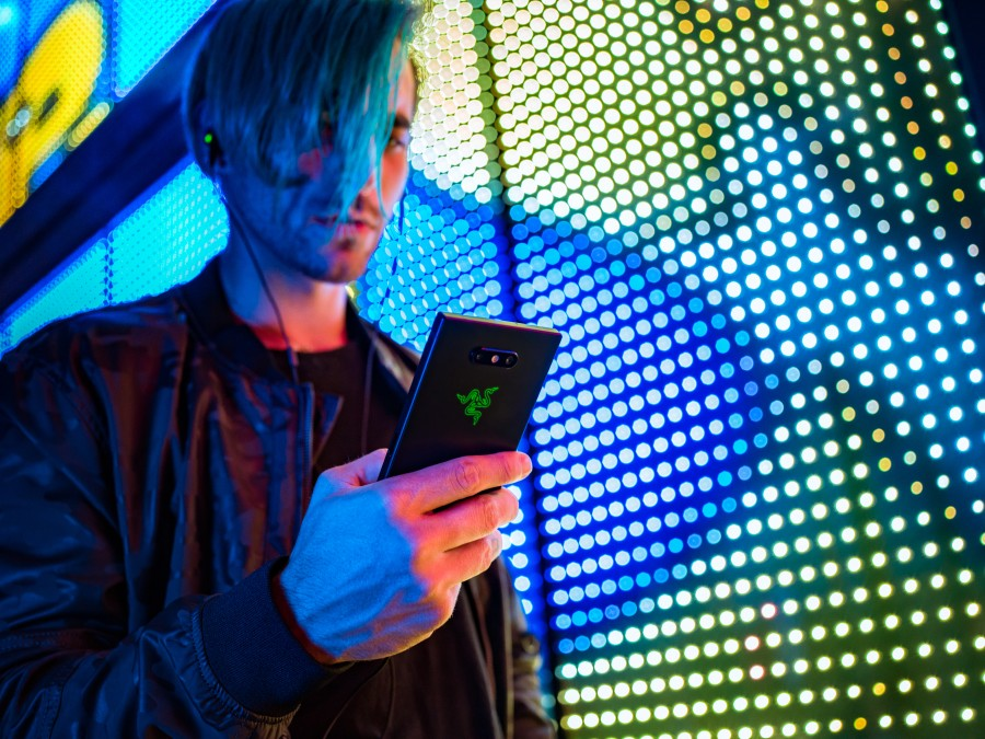 Razer Phone 2 Pressebild 1
