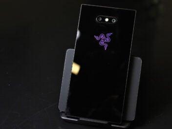 Razer Phone 2 von hinten
