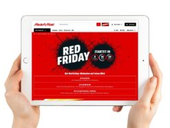 Media markt: Red Friday