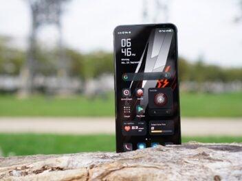 Nubia-Smartphone