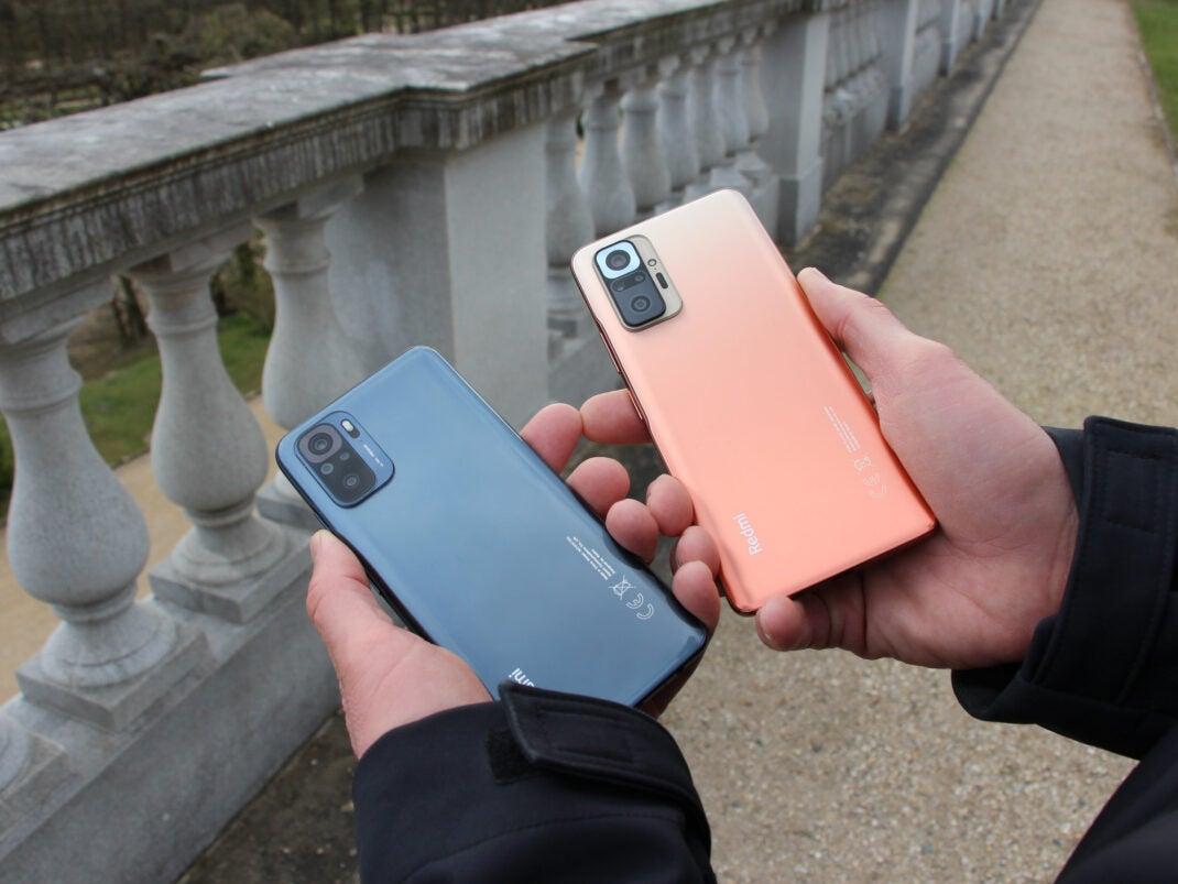 Redmi Note 10 Pro und Note 10