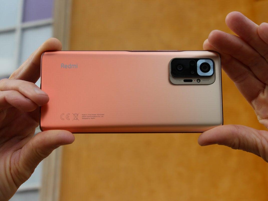 Fotografieren mit dem Redmi Note 10 Pro